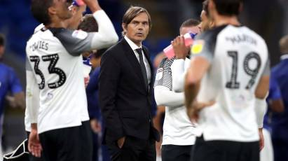 """Cocu: """"This Is Not A Time To Switch Off And Relax"""""""
