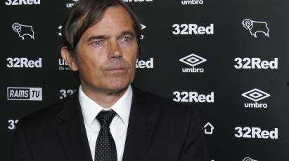 Cocu Reacts To Derby's 3-1 Defeat To Leeds