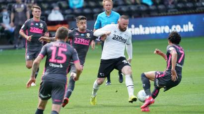 IN PICTURES: Derby County 1-3 Leeds United