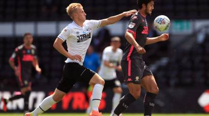 Rewatch Derby County's Final Home Game Of The 2019/20 Season Against Leeds United In Full