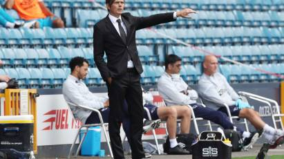 """Cocu: """"We Owe It To Ourselves And Our Fans To Give Our Absolute Best"""""""
