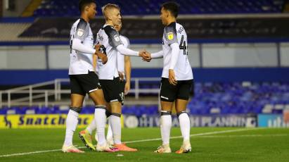 Match Gallery: Birmingham City 1-3 Derby County