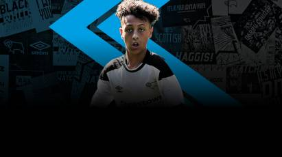 Kaide Gordon Named Derby County Academy Player Of The Season