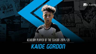 End Of Season Awards: Academy Player Of The Season - Kaide Gordon