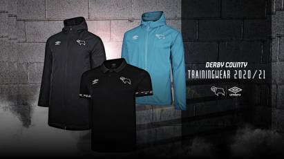 Derby's 2020/21 Trainingwear Revealed By Umbro