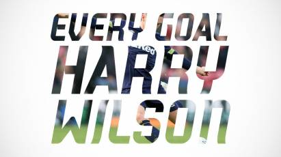 Every Derby County Goal: Harry Wilson