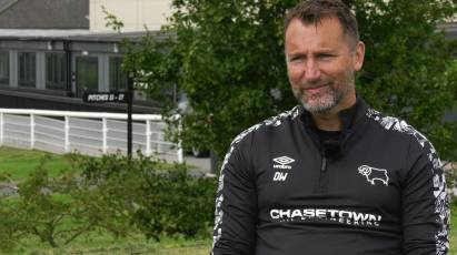 Wassall Reviews The Latest Derby County Academy News