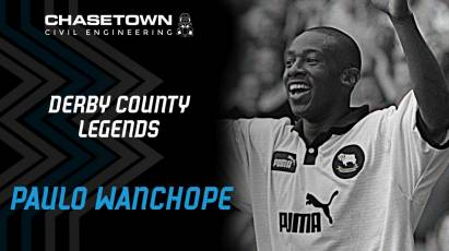 Derby County Legends Series: Paulo Wanchope