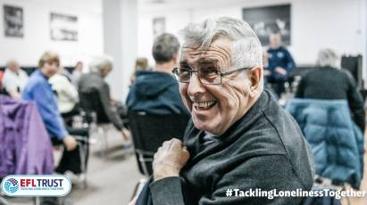 Derby County Helps To Tackle Loneliness In New Programme