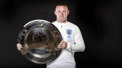 Derby Skipper Wayne Rooney To Manage England At Soccer Aid For Unicef