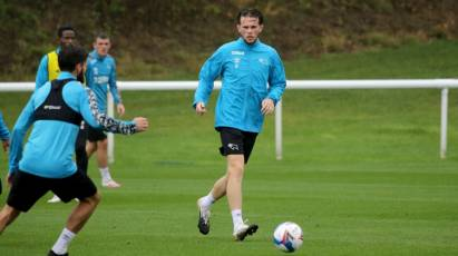 IN PICTURES: Rams Players Put Through Their Paces In Training
