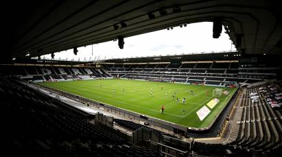 Everything You Need To Know Ahead Of Derby's First Ever Competitive Meeting With Wycombe Wanderers