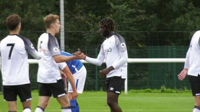 UNDER-23 HIGHLIGHTS: Derby County 1-1 Birmingham City