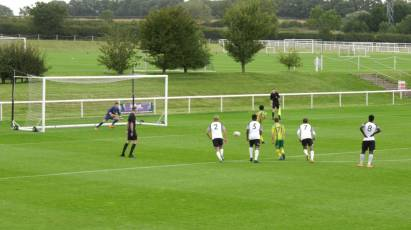 UNDER-18 HIGHLIGHTS: Derby County 3-4 West Bromwich Albion