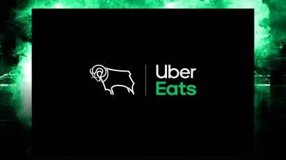 Derby Launch New Partnership With Uber Eats