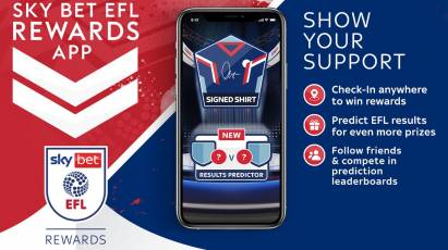 Matchday prizes, predictions and more - Sky Bet EFL Rewards is BACK