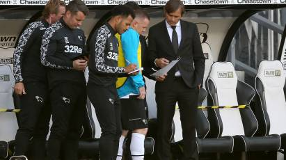 Cocu Unhappy To See Derby Start The New Season With A Home Defeat