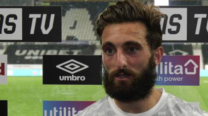 Shinnie Reviews Carabao Cup Defeat
