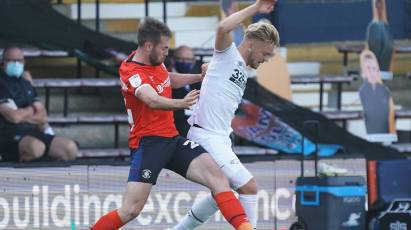 Rams Fall To Luton In 2-1 Defeat