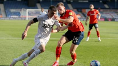 HIGHLIGHTS: Luton Town 2-1 Derby County
