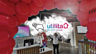 Club Partner Utilita Launches Community Based Hub In Derby City Centre