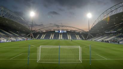 Huddersfield Fixture Brought Forward By 24 Hours