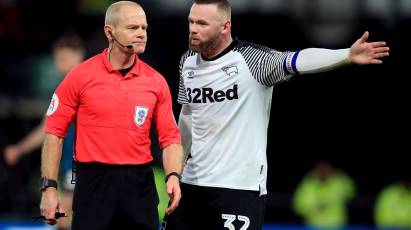 Woolmer To Take Charge Of Derby's Championship Clash Against Blackburn On Saturday
