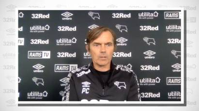 Watch Phillip Cocu's Press Conference Ahead of Blackburn Rovers Clash
