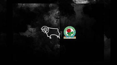 Everything You Need To Know Ahead Of Derby's Home Game Against Blackburn Rovers On Saturday