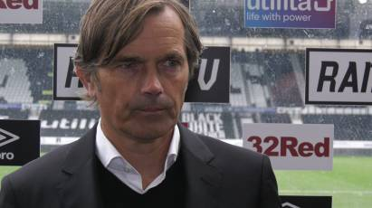 Cocu Reviews Blackburn Defeat