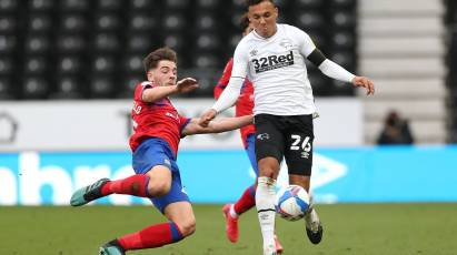 HIGHLIGHTS: Derby County 0-4 Blackburn Rovers