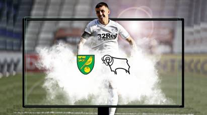 Watch From Home: Norwich City Vs Derby County LIVE On RamsTV - Important Information Ahead Of Saturday's Game