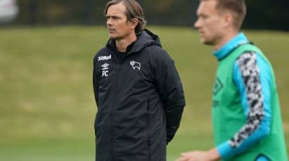 Cocu Talks Rooney, Lawrence, Waghorn, Kazim-Richards And Others Ahead Of Huddersfield