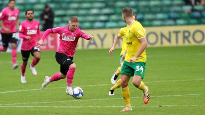 IN PICTURES: Norwich City 0-1 Derby County