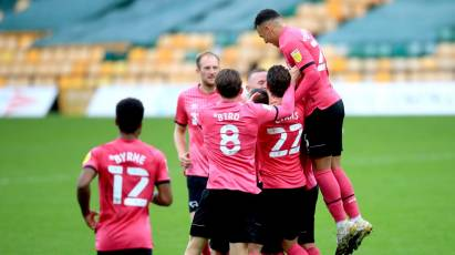 HIGHLIGHTS: Norwich City 0-1 Derby County
