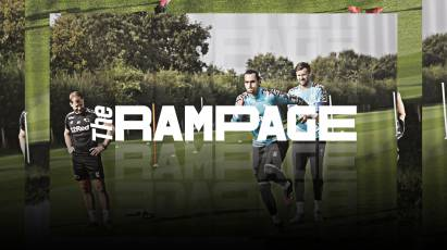 The Rampage Extract: Behind The Scenes With Derby's Goalkeepers