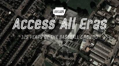 Access All Eras: 125 Years Since Derby's First Game As Permanent Tenants At The Baseball Ground