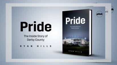 Derby Supporter Ryan Hills Chats About His New Book 'Pride'