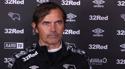 "Cocu: ""We Have To Believe In Our Chances"""