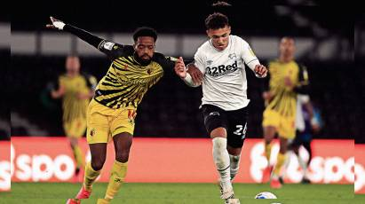 FULL MATCH REPLAY: Derby County Vs Watford