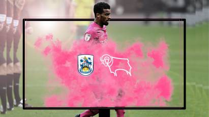 Watch From Home: Huddersfield Town Vs Derby County LIVE On RamsTV - Important Information