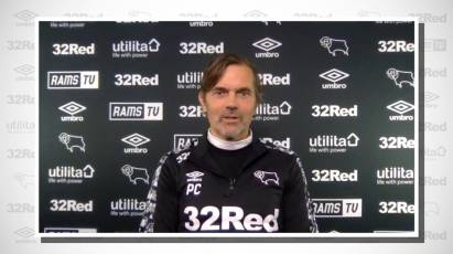 Watch Phillip Cocu's Press Conference Ahead Of Huddersfield Town Test