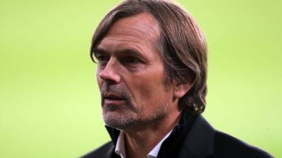 Cocu Confident Results Will Come Derby's Way