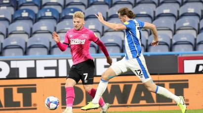 Rams Suffer 1-0 Defeat Against Huddersfield