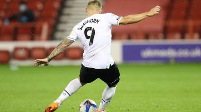 Waghorn Nets On Return From Injury As Rams Settle For Forest Draw