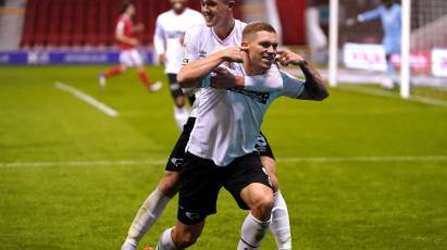 Waghorn Happy To Mark His Derby Comeback In Style