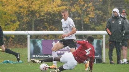 Under-18s Highlights: Derby County 0-4 Manchester United