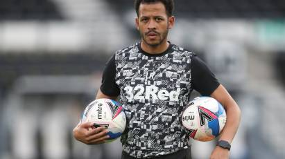 Rosenior Praises Derby's Togetherness Ahead Of Another Busy Week