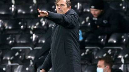 "Cocu: ""It's Frustrating We Couldn't Get The Win"""