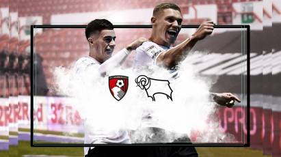Watch From Home: AFC Bournemouth Vs Derby County LIVE On RamsTV - Important Information